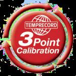 3 Point Calibration - Temprecord