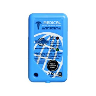 Medical - Temprecord Data Loggers