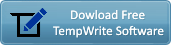 Download Free TempWrite Software