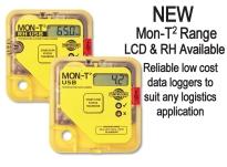 Temprecord Mon-T2 Range