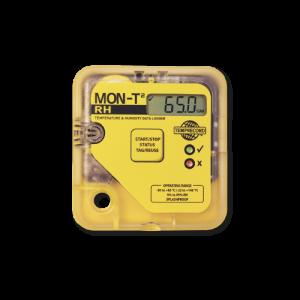 Temprecord low cost logistics Mon-T2 RH data logger