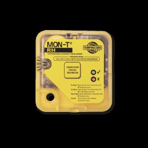 Temprecord low cost Mon-T2 RH data logger
