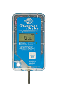 G4 Supercool dry ice Data Logger