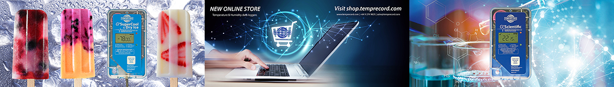 Temprecord Online Store
